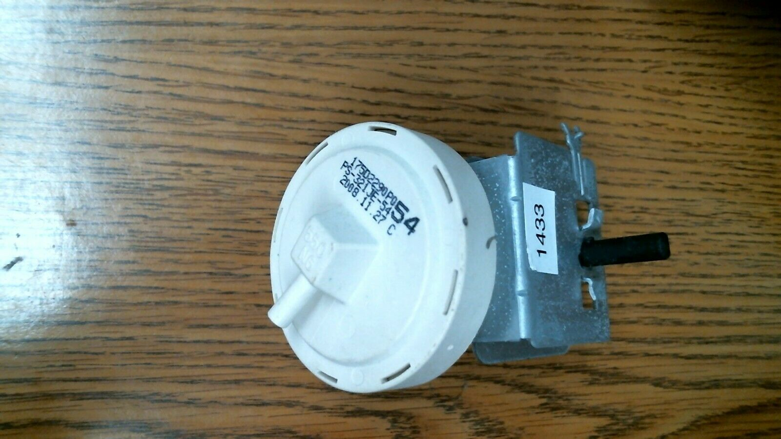 Primary image for #1433 GE Washer Water Level Switch 175D2290P054 - FREE SHIPPING!!