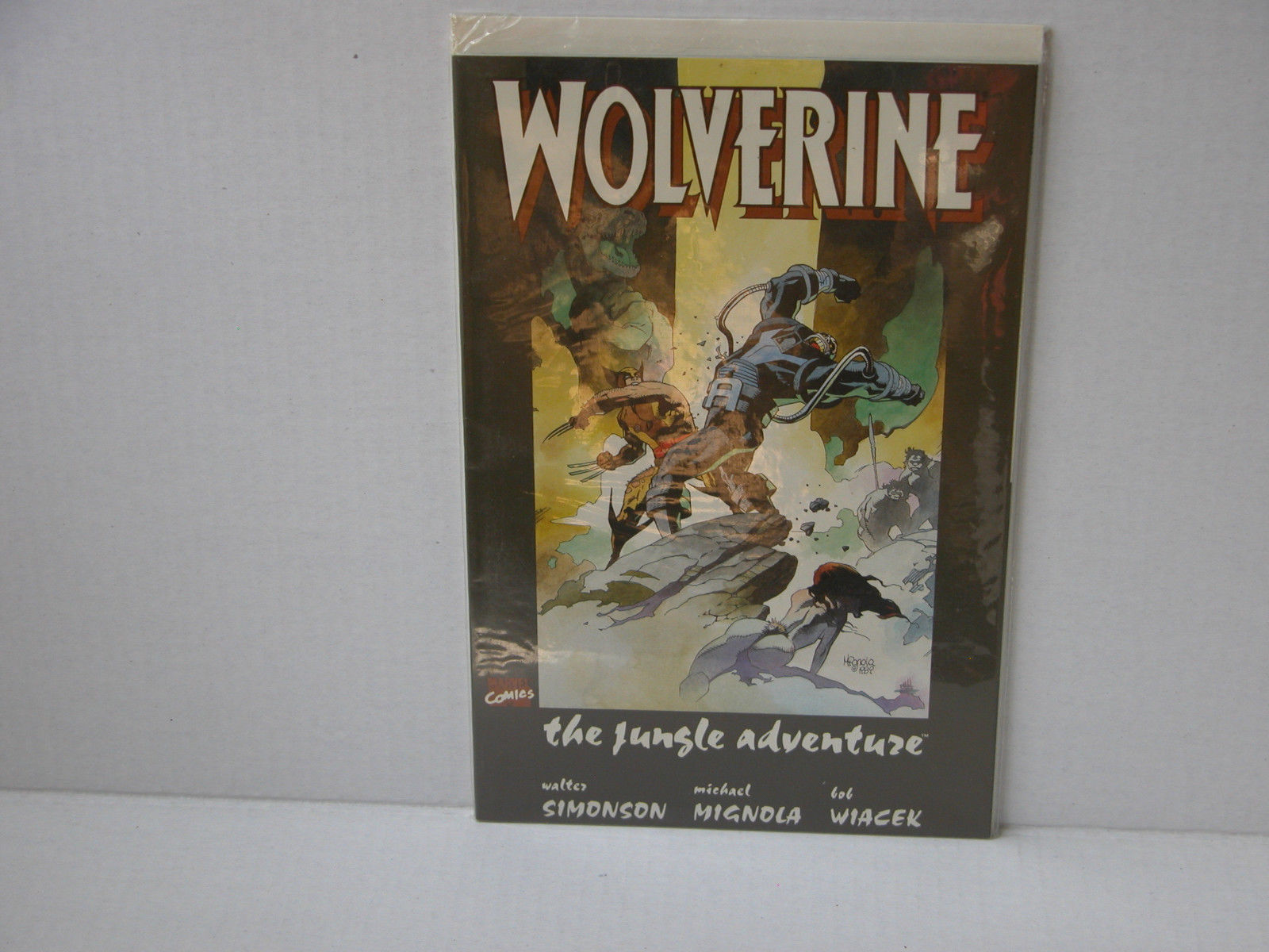 WOLVERINE:ROT +THE JUNGLE ADVENTURES - FREE SHIPPING