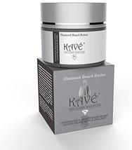 Kave Beard Balm, Natural Shea Butter and Argan Oil Beard and Mustache Conditione image 1