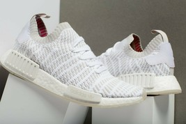 Adidas NMD R1 STLT Primeknit Boost Mens Running Trainers Sneakers Shoes ... - $100.85
