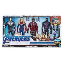 Marvel Avengers Titan Hero 4-pack: Wakanda Forever ~ Free Shipping - $41.64
