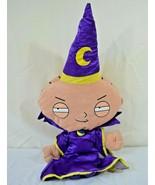 """Family Guy Wizard Stewie Griffin Stuffed Plush 26"""" Nanco 2009 Purple - $22.99"""