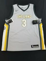 new NIKE youth shirt THE LAND Thomas 3 jersey NBA basketball grey XL MSRP $70 - $39.59