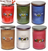My Planet Yankee Candle World Journeys Lot de 6 bougies en pot à double...  - $91.32