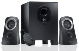 Logitech Z313 Speaker System - $47.08