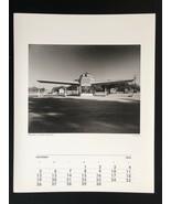 JULIUS SHULMAN Photograph 11x14 Lithograph Portfolio Print Gasoline Stat... - $23.19