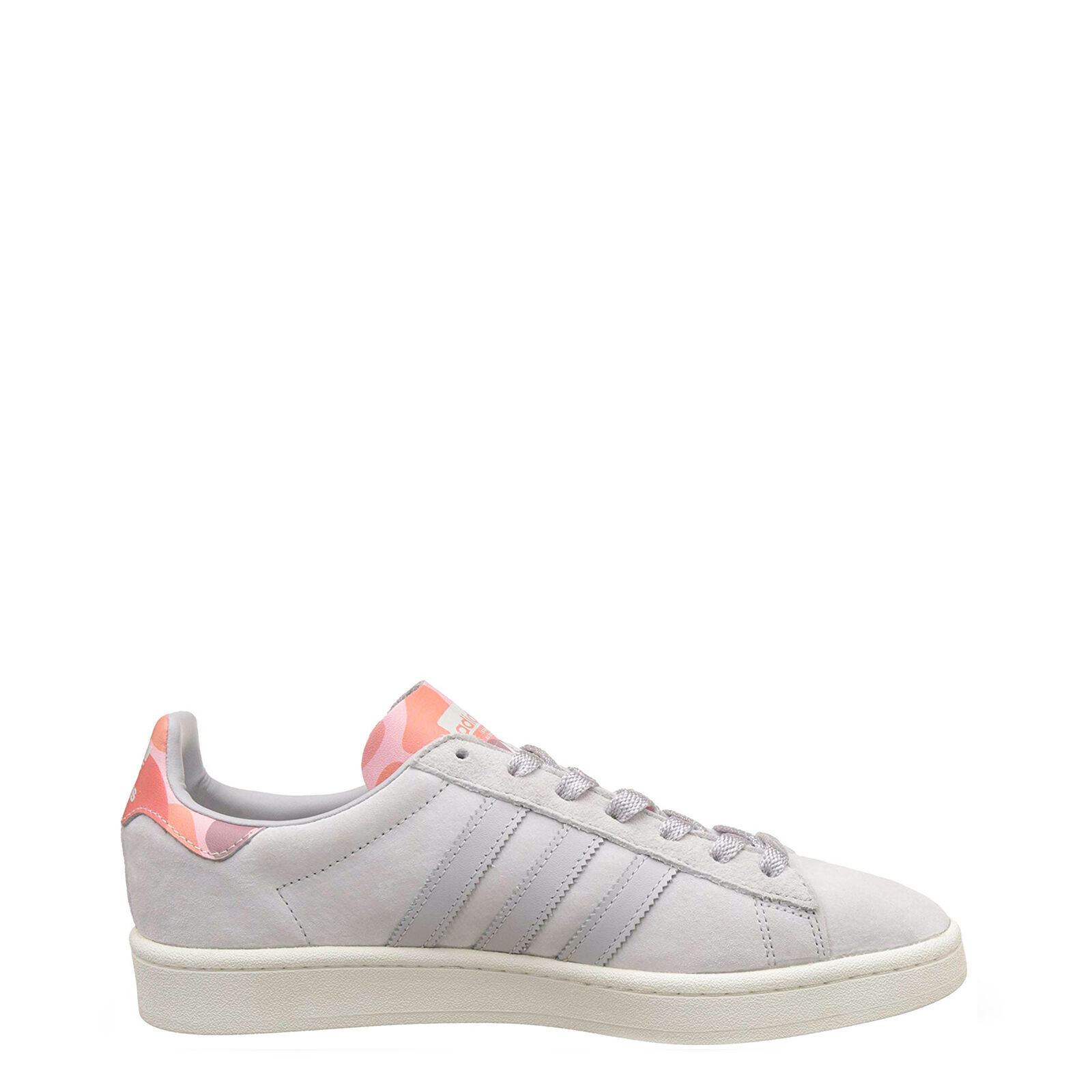 Adidas Schuhe ADULTS CAMPUS, Unisex Sneakers Weiß BB0078