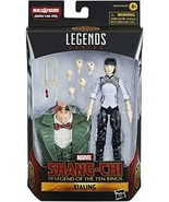 NEW SEALED 2021 Marvel Legends Shang-Chi Ten Rings Xialing Action Figure - $34.64
