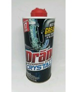 Drano Crystals Professional Strength Clog Remover Kitchen Sinks Disconti... - $48.51
