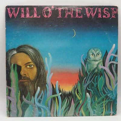 Primary image for Vintage Leon Russell Will O' The Wisp Vinyl Record Album LP SR 2138