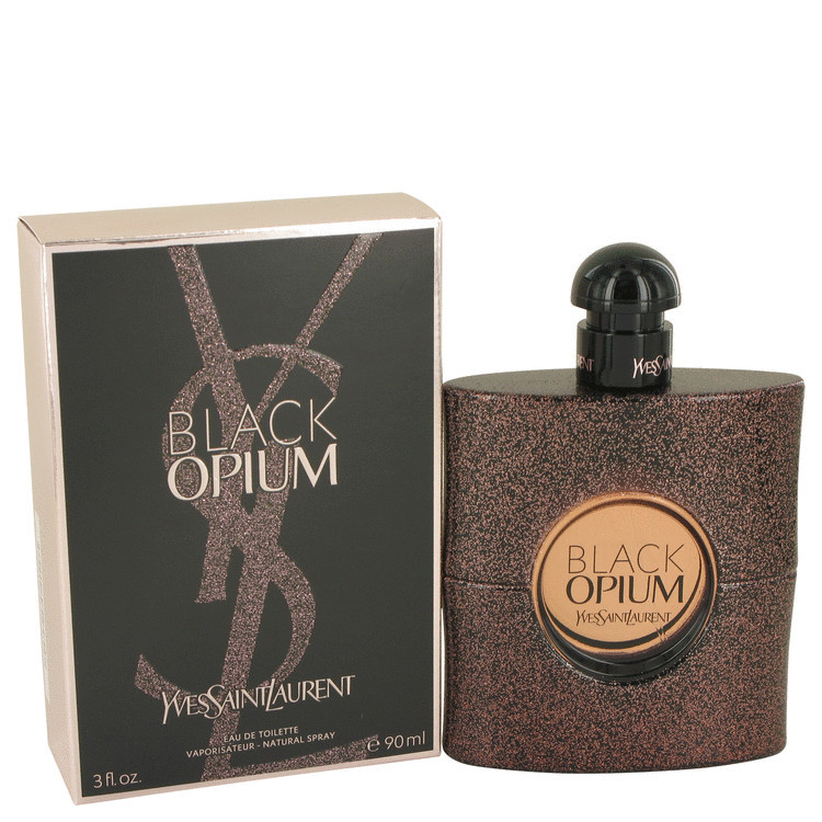 Yves saint laurent black opium 3.0 oz eau de toilette spray