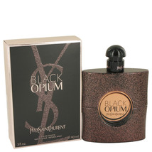 Yves Saint Laurent Black Opium 3.0 Oz Eau De Toilette Spray image 1