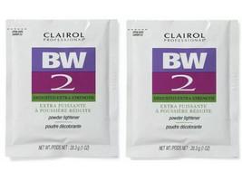 Clairol Professional Bw 2 Extra Strength Powder Lightener 1 oz 2pcs - $7.99