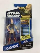 Star Wars The Clone Wars Jedi Knight Master CW25 Ki Adi Mundi MOC Free S... - $24.72