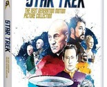 STAR TREK DVD - THE NEXT GENERATION MOTION PICTURE COLLECTION [4 DISCS] - NEW