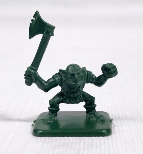 Primary image for Hero Quest Vtg Fantasy Board Game GOBLINS W HATCHETS LOT Of 2 Figures Repl Parts