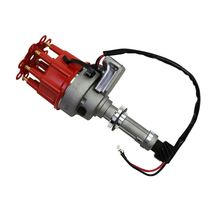Holden Ready to Run R2R Distributor V8 253 304 308 Red Cap image 7