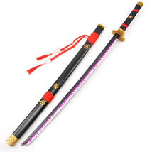 One Piece Kozuki Oden Swords Enma and Ame no Habakiri Cosplay Props - $110.00+