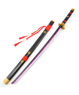 One Piece Kozuki Oden Swords Enma and Ame no Habakiri Cosplay Props - $104.50+