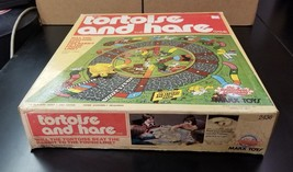 Vintage 1978 Marx Toys Tortoise & The Hare Game UNUSED! Made In USA (A1) - $39.95