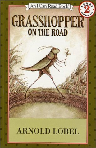 Primary image for Grasshopper on the Road Book and Tape (I Can Read Book 2) Lobel, Arnold