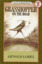 Grasshopper on the Road Book and Tape (I Can Read Book 2) Lobel, Arnold - $14.95