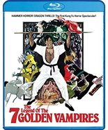 The Legend Of The 7 Golden Vampires  - Scream Factory [Blu-ray] - $29.95