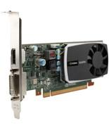 1GB HP Graphics Adapter Quadro 600 PCI Express 2.0 x16 Low Profile GDDR3... - $77.97