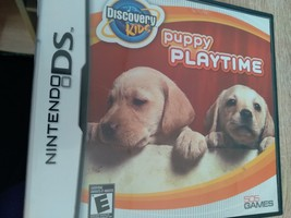 Nintendo DS Discovery Kids: puppy PLAYTIME image 1