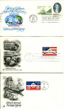 USA FDC First Day Cover Airmail Stamps Postage Post Card Hawaii Cancella... - $7.87