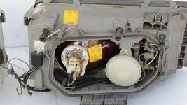 86-93 Mercedes W124 260E 300E 300D 300TE 400E Euro E-Code Headlight Lamps Set LR image 8