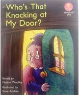 Who's That Knocking At My Door? Alphakids Plus (Paperback) - $13.49