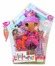 "NIB Lalaloopsy 12"" Tall Button Doll Exclusive SAHARA MIRAGE +Pet CAMEL+B... - $77.99"