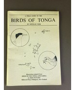 Field Guide to the Birds of Tonga Paperback by Douglas Cook  - $49.49