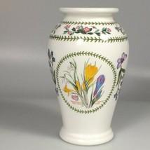 Portmeirion Botanic garden vase flowers butterflies gift for grandma - $34.64