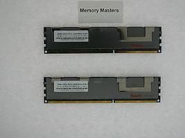 16GB 2X8GB MEMORY FOR HP PROLIANT DL380 G7 DL980 G7 ML330 G6