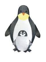 Nature Weaved in Threads, Amazing Baby Animal Kingdom [ Sweet Snuggling Penguins - $12.87