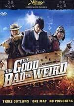 Good Bad Weird - Korean Big Budget 1930s Outlaws Action Adventure movie DVD - $19.99