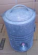 Cooler Galvanized Steel Igloo 2 Gallon Water Cooler  - $18.70
