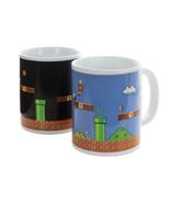 Super Mario Bros. Classic Images Heat Change 10 oz Ceramic Mug NEW UNUSE... - $9.74