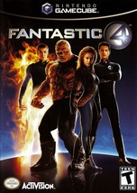 Fantastic 4 Gamecube GC - $7.75