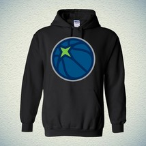 00596 BASKETBALL NBA Minnesota Timberwolves Hoodie Unisex Hooded Sweatrshirt wit - $25.99+