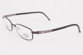 Adidas A623 40 6051 Ambition Chocolate Mud Eyeglasses 623 406051 52mm - $68.11
