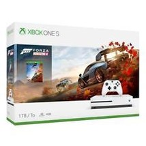 Microsoft Xbox One S 1TB Forza Horizon 4 Console Bundle with 4K Ultra HD... - $399.97