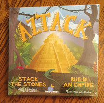 Aztack Game Stack the Stones Family Game Blue Orange 2-4 players 00820 NEW - $23.99