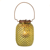 Small Diamond Candle Lantern 10015201 - $19.72