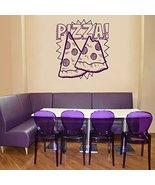 Wall Decal Sticker Pizza Italian Restaurant Pizzeria - $59.85