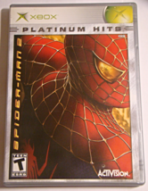 XBOX - SPIDER-MAN 2 (Complete with Manual) - $10.00