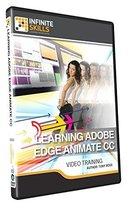 Learning Adobe Edge Animate CC - Training DVD [DVD-ROM] Mac / Windows - $23.50