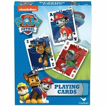 Paw Patrol Playing Card Deck by Cardinal - $9.74